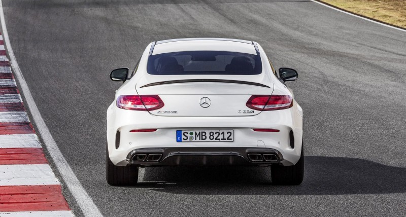 2016 Mercedes-AMG C63-S Coupe 10