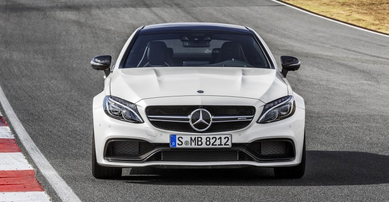 2016 Mercedes-AMG C63-S Coupe 11