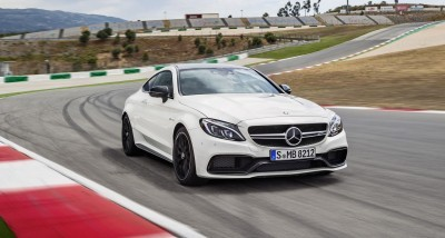 2016 Mercedes-AMG C63-S Coupe 18