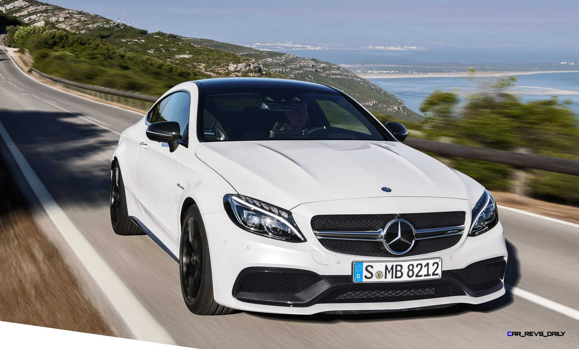 2016 Mercedes Amg C63 S Coupe 24