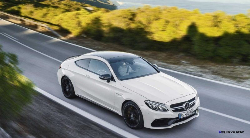 2016 Mercedes-AMG C63-S Coupe 25