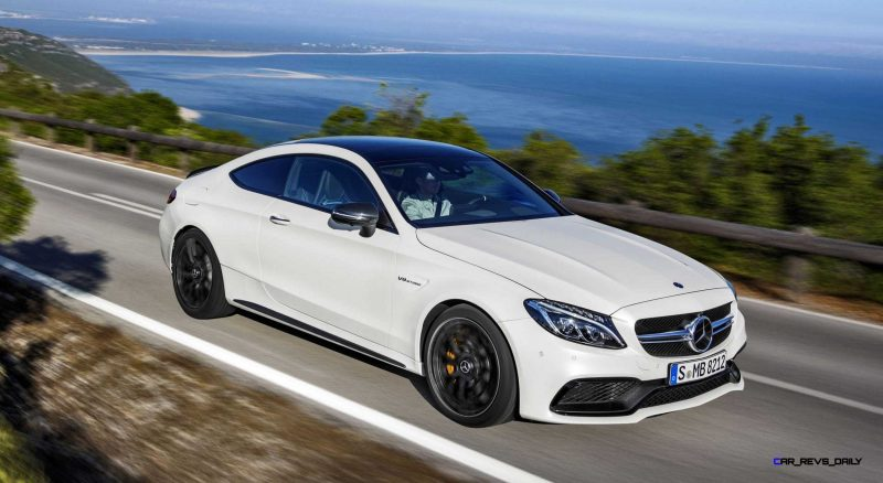 2016 Mercedes-AMG C63-S Coupe 31