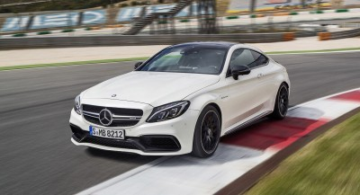 2016 Mercedes-AMG C63-S Coupe 6