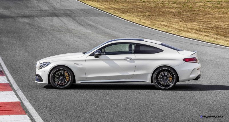 2016 Mercedes-AMG C63-S Coupe 8