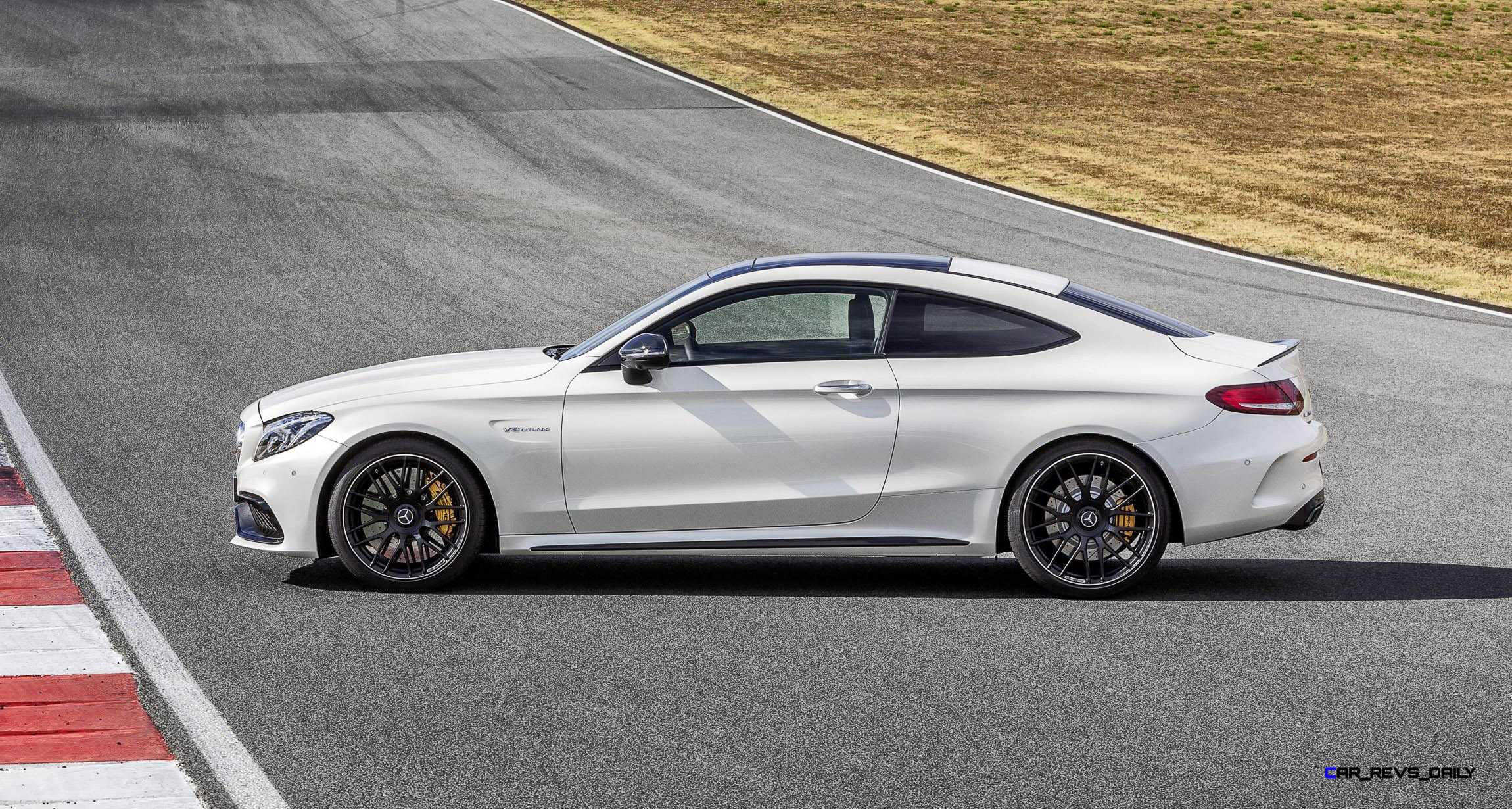 2016 Mercedes Amg C63 S Coupe 8