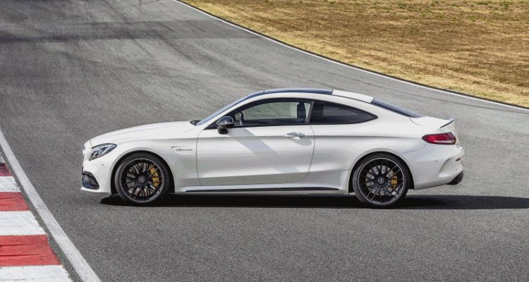 2016 Mercedes-AMG C63-S Coupe