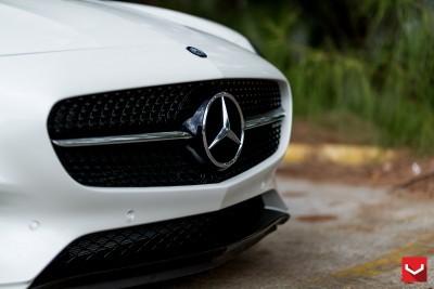 2016 Mercedes Benz AMG GT-S BTS - © Vossen Wheels_16671115534_o