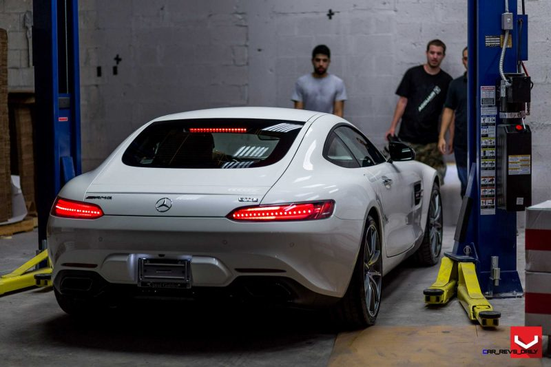 2016 Mercedes Benz AMG GT-S BTS - © Vossen Wheels_16671116254_o