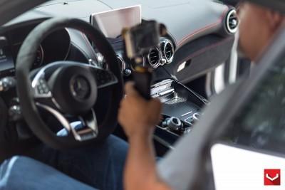 2016 Mercedes Benz AMG GT-S BTS - © Vossen Wheels_17105802708_o
