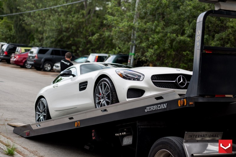 2016 Mercedes Benz AMG GT-S BTS - © Vossen Wheels_17106026700_o