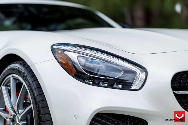 2016 Mercedes Benz AMG GT-S BTS - © Vossen Wheels_17293085661_o
