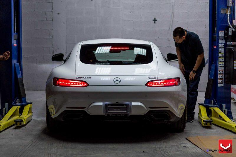 2016 Mercedes Benz AMG GT-S BTS - © Vossen Wheels_17293580155_o