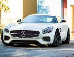 See VOSSEN Design and Build VPS-306 Alloys for Mercedes-AMG GT S in 180-Pic Photo Essay