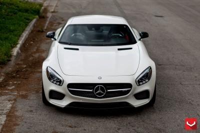 2016 Mercedes Benz AMG GT-S BTS - © Vossen Wheels_17086128677_o