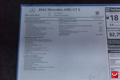 2016 Mercedes Benz AMG GT-S BTS - © Vossen Wheels_17105803278_o
