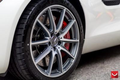 2016 Mercedes Benz AMG GT-S BTS - © Vossen Wheels_17107372879_o