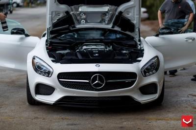 2016 Mercedes Benz AMG GT-S BTS - © Vossen Wheels_17107373649_o