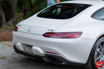 2016 Mercedes Benz AMG GT-S BTS - © Vossen Wheels_17267626706_o