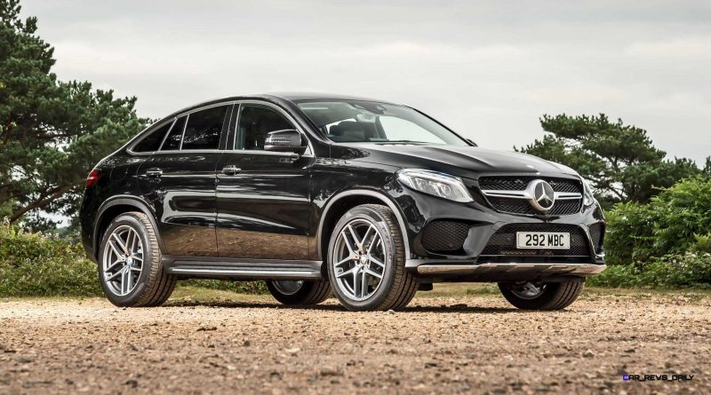2016 Mercedes-Benz GLE-Class Coupe  11