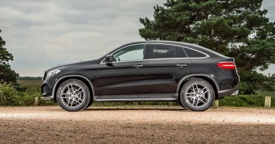 2016 Mercedes-Benz GLE-Class Coupe 12