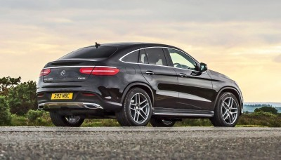 2016 Mercedes-Benz GLE-Class Coupe 13