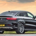 2016 Mercedes-Benz GLE Coupe in 40 New Photos - Previews GLE400 Twin Turbo