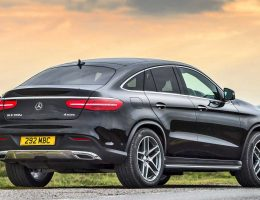 2016 Mercedes-Benz GLE Coupe in 40 New Photos – Previews GLE400 Twin Turbo