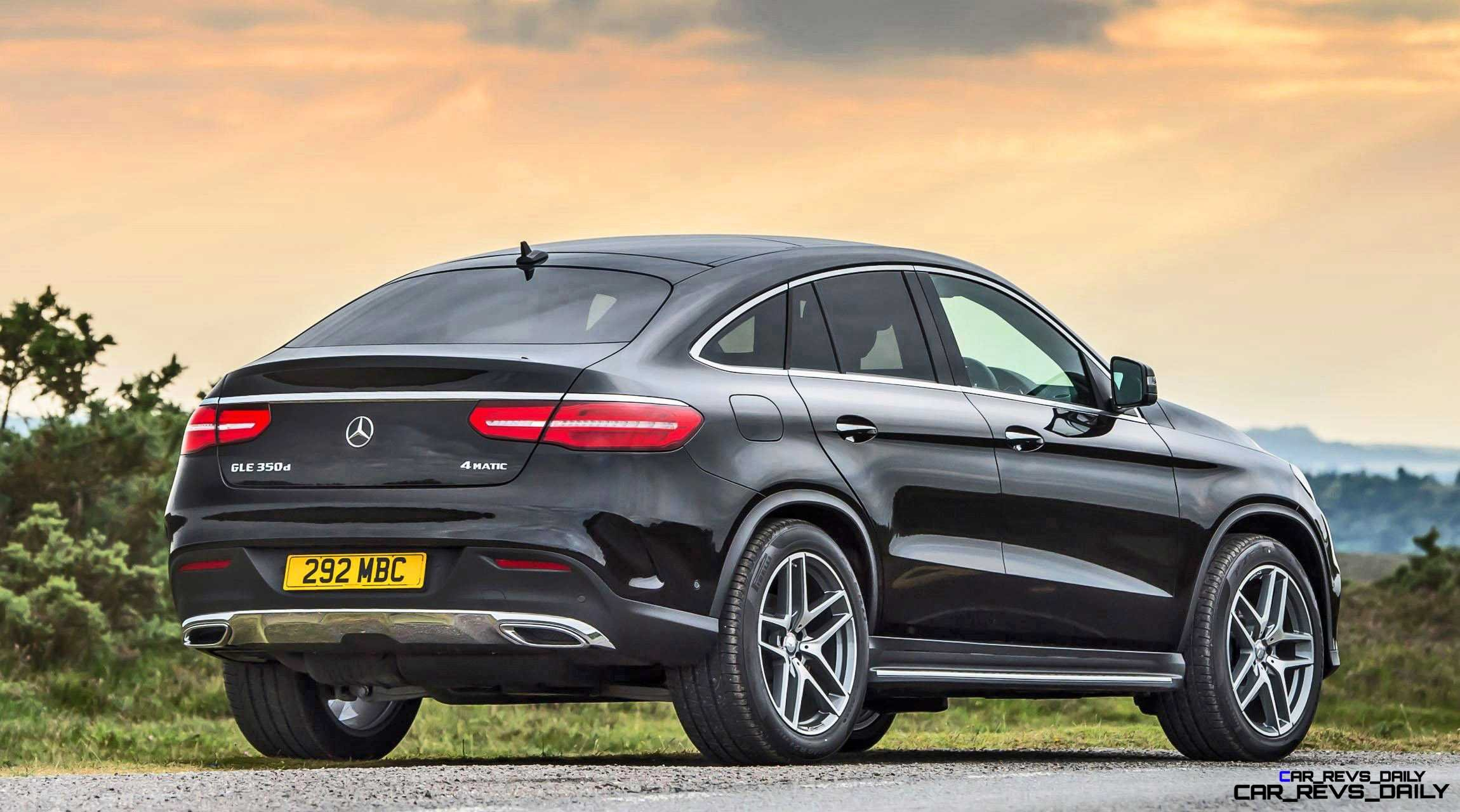 2016 Mercedes-Benz GLE-Class Coupe 14