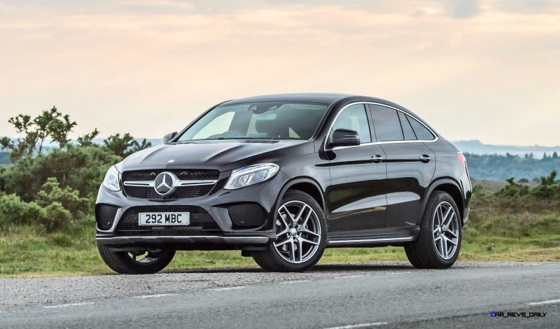 2016 Mercedes-Benz GLE-Class Coupe  15