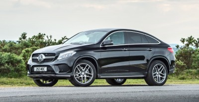 2016 Mercedes-Benz GLE-Class Coupe 16