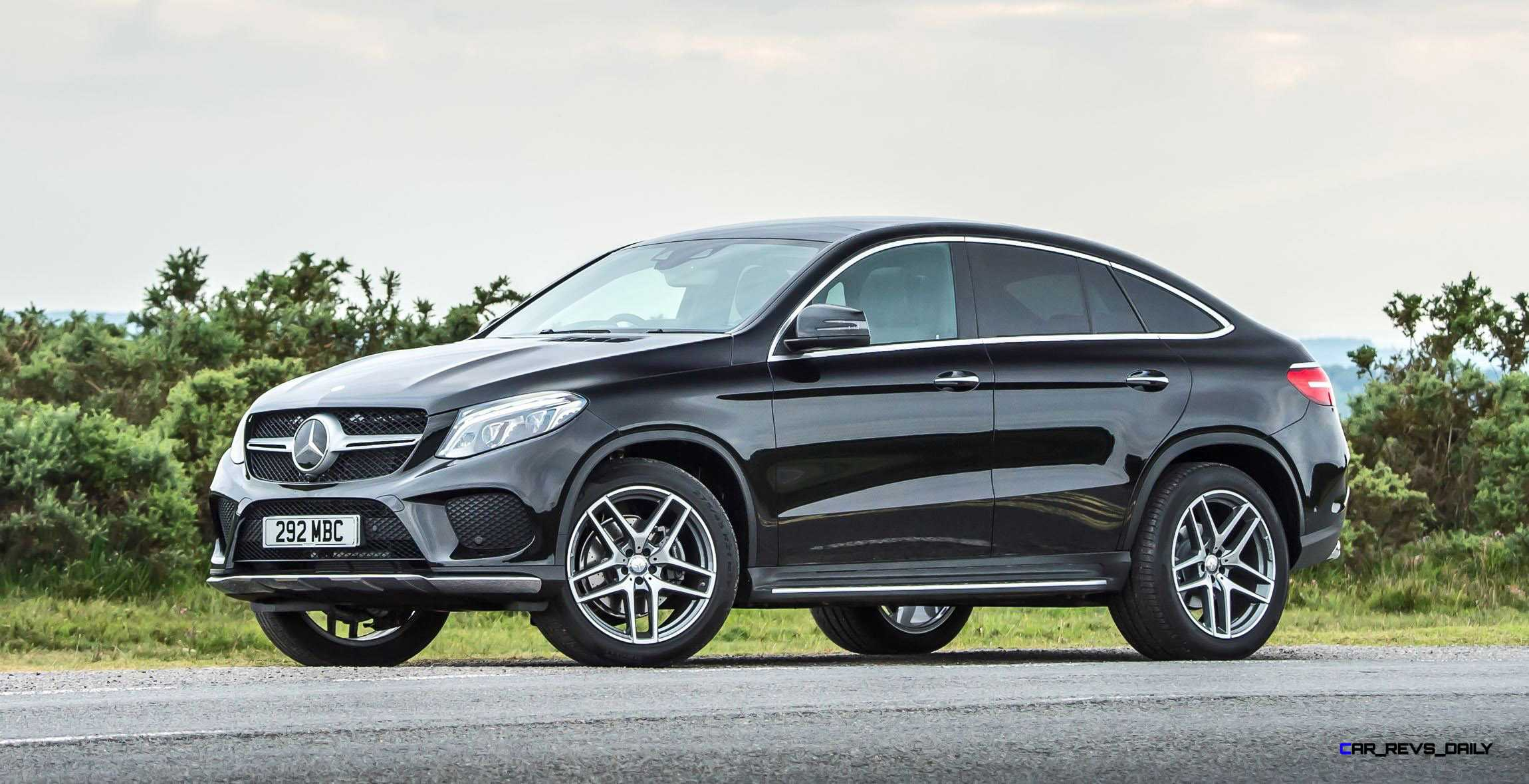 2016 mercedes benz gle class coupe 16. Black Bedroom Furniture Sets. Home Design Ideas