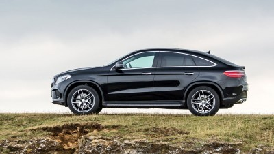 2016 Mercedes-Benz GLE-Class Coupe 18