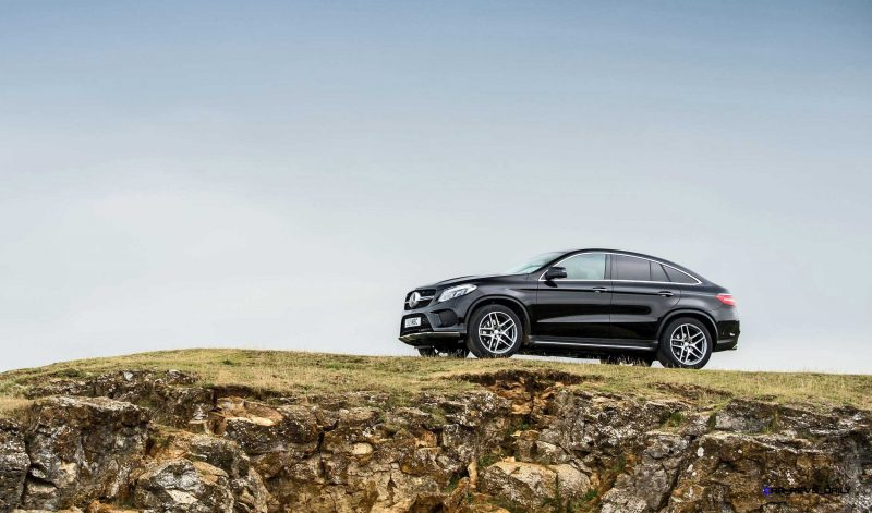 2016 Mercedes-Benz GLE-Class Coupe  19