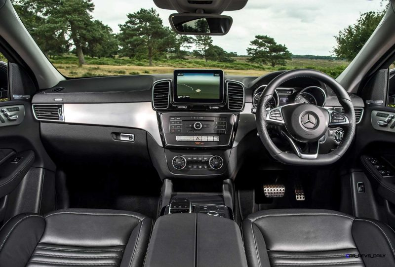 2016 Mercedes-Benz GLE-Class Coupe  2
