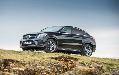 2016 Mercedes-Benz GLE-Class Coupe 20