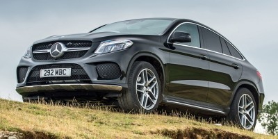 2016 Mercedes-Benz GLE-Class Coupe 22
