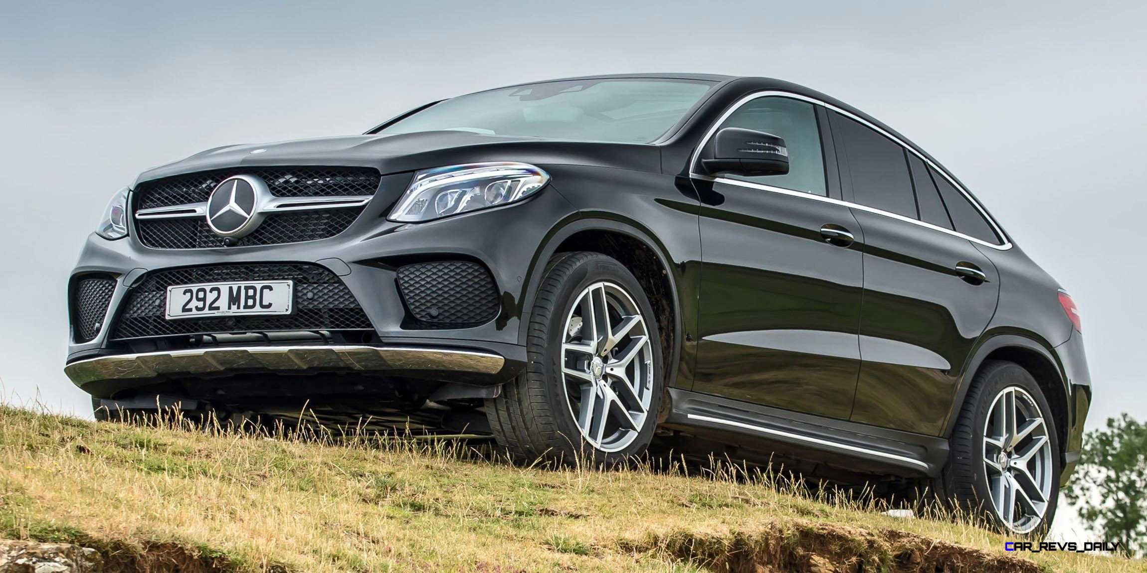 2016 mercedes benz gle class coupe 22. Black Bedroom Furniture Sets. Home Design Ideas