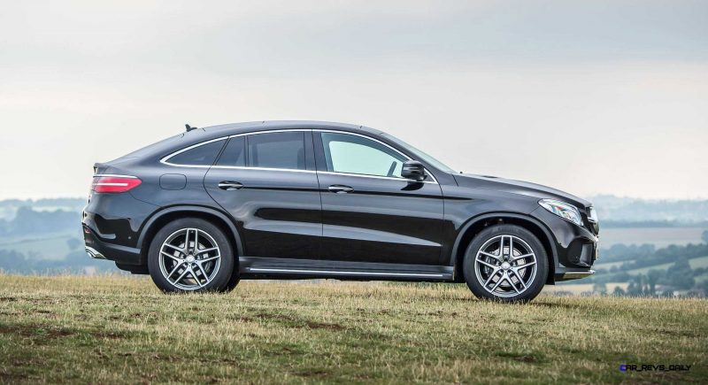 2016 Mercedes-Benz GLE-Class Coupe  23