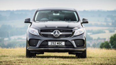 2016 Mercedes-Benz GLE-Class Coupe 24
