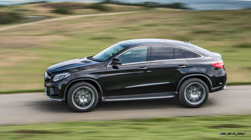 2016 Mercedes-Benz GLE-Class Coupe  25