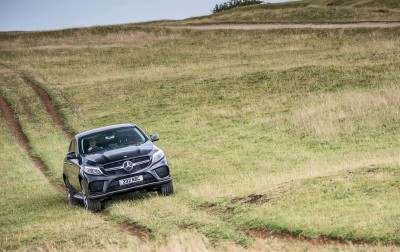 2016 Mercedes-Benz GLE-Class Coupe 26