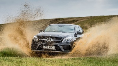 2016 Mercedes-Benz GLE-Class Coupe 27