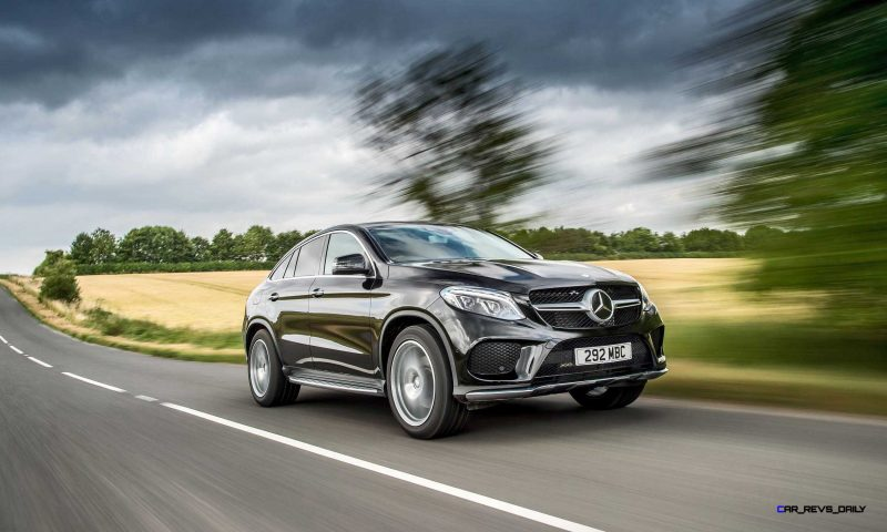 2016 Mercedes-Benz GLE-Class Coupe  28