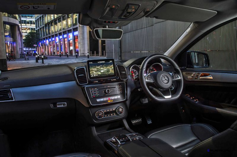 2016 Mercedes-Benz GLE-Class Coupe  31