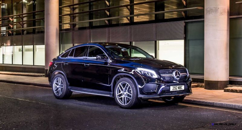 2016 Mercedes-Benz GLE-Class Coupe  33