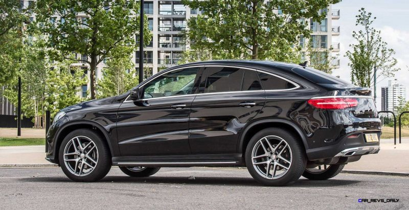 2016 Mercedes-Benz GLE-Class Coupe  34