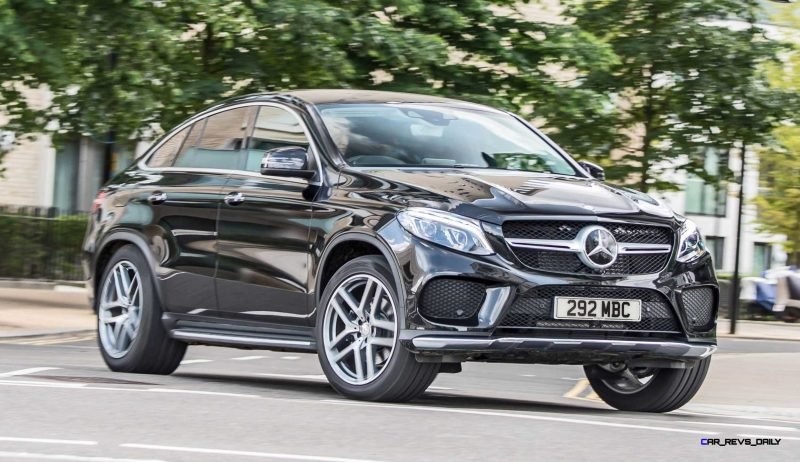 2016 Mercedes-Benz GLE-Class Coupe  35