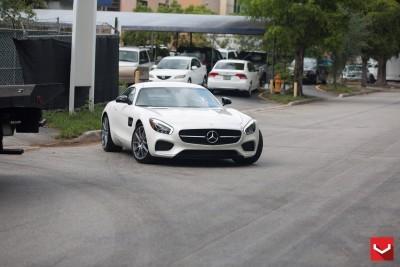 2016 Mercedes Benz GTS - © Vossen Wheels 2015 1051_17267565906_o