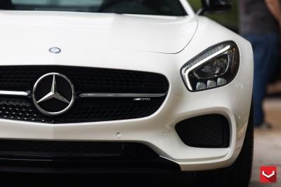 2016 Mercedes Benz GTS - © Vossen Wheels 2015 1079_17107315419_o