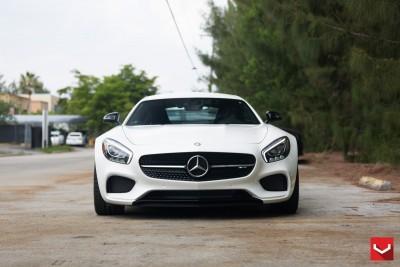 2016 Mercedes Benz GTS - © Vossen Wheels 2015 1085_17291694702_o